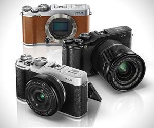 X-M1 Camera | Fujifilm