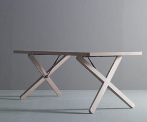 X-table by Studio Aisslinger for Böwer