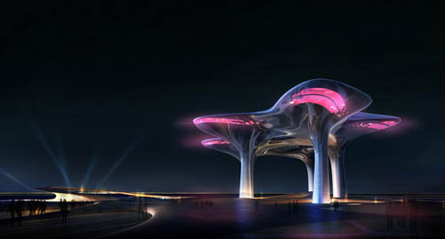 Xiamen Museum By Mad