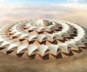 Xiangshawan Desert Lotus Hotel   PLat Architects