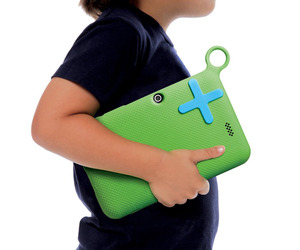 XO tablet by Yves Behar for One Laptop Per Child