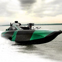 XSR Military Interceptor Boat