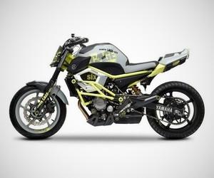 Yamaha Moto Cage Six Concept