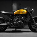 Yamaha Virago Cafe Racer | by Docs Chops