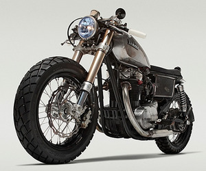 Yamaha XS650 custom by Classified Moto
