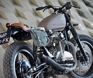 Yamaha XS650 Scrambler | by Left Hand Cycles