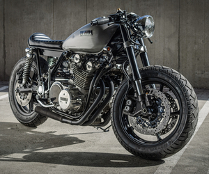 Yamaha XS850 | by Spin Cycle Industries