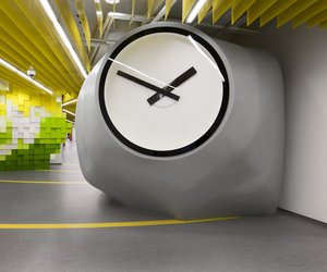 Yandex Office II by Za Bor Architects