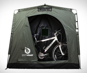 YardStash | Outdoor Bike Storage
