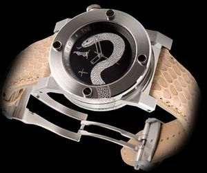 "Year of the Snake"" Luxury Watch"