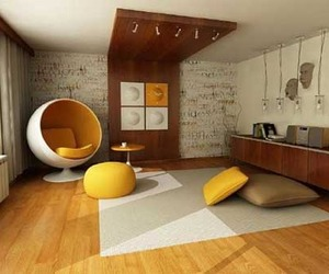 Yellow Kids Room