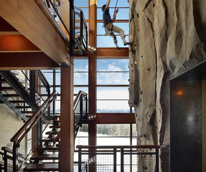 Yellowstone Club Residence by Krannitz Gehl Architects