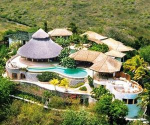 Yemanja Resort on the Island of Mustique