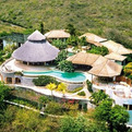 Yemanja Resort on the Island of Mustique