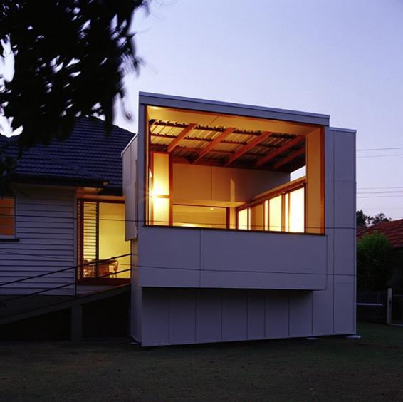 Yeronga House By Owen And Vokes