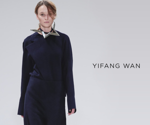 Yifang Wan fall/winter 2013
