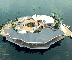 Your Very Own Man-Made Island For $6.5 Million