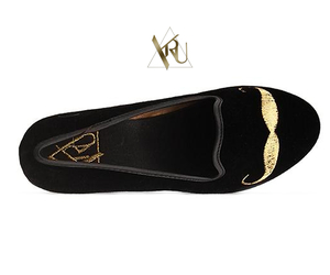 Y.R.U. mustache loafers
