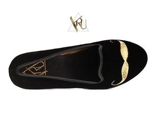 Y.R.U. mustache loafers