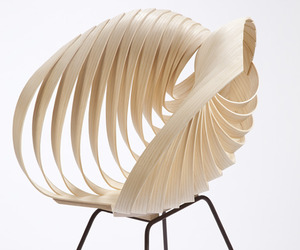 Yumi chair by Laura Kishimoto