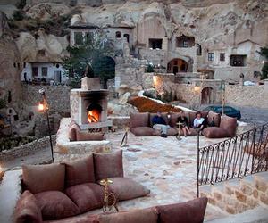 Yunak Evleri | Cave Hotel Turkey