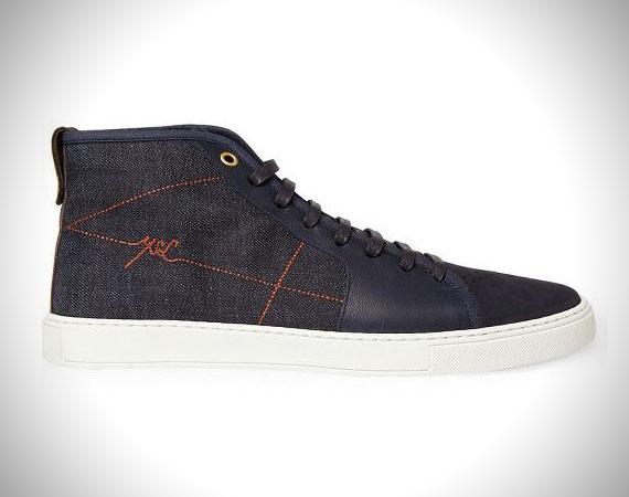 Yves Saint Laurent Malibu High-Top Sneakers outlet order online BQGy2LK