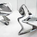 Z-chair By Zaha Hadid