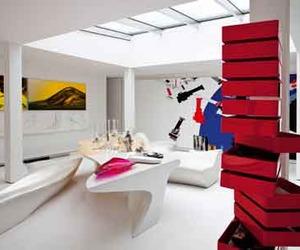 Zaha Hadid home