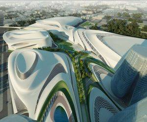 Zaha Hadid's best projects
