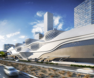 Zaha Hadid wins competition to design Riyadh metro station