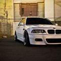 Zaid's Fresh Alpine White E46 M3