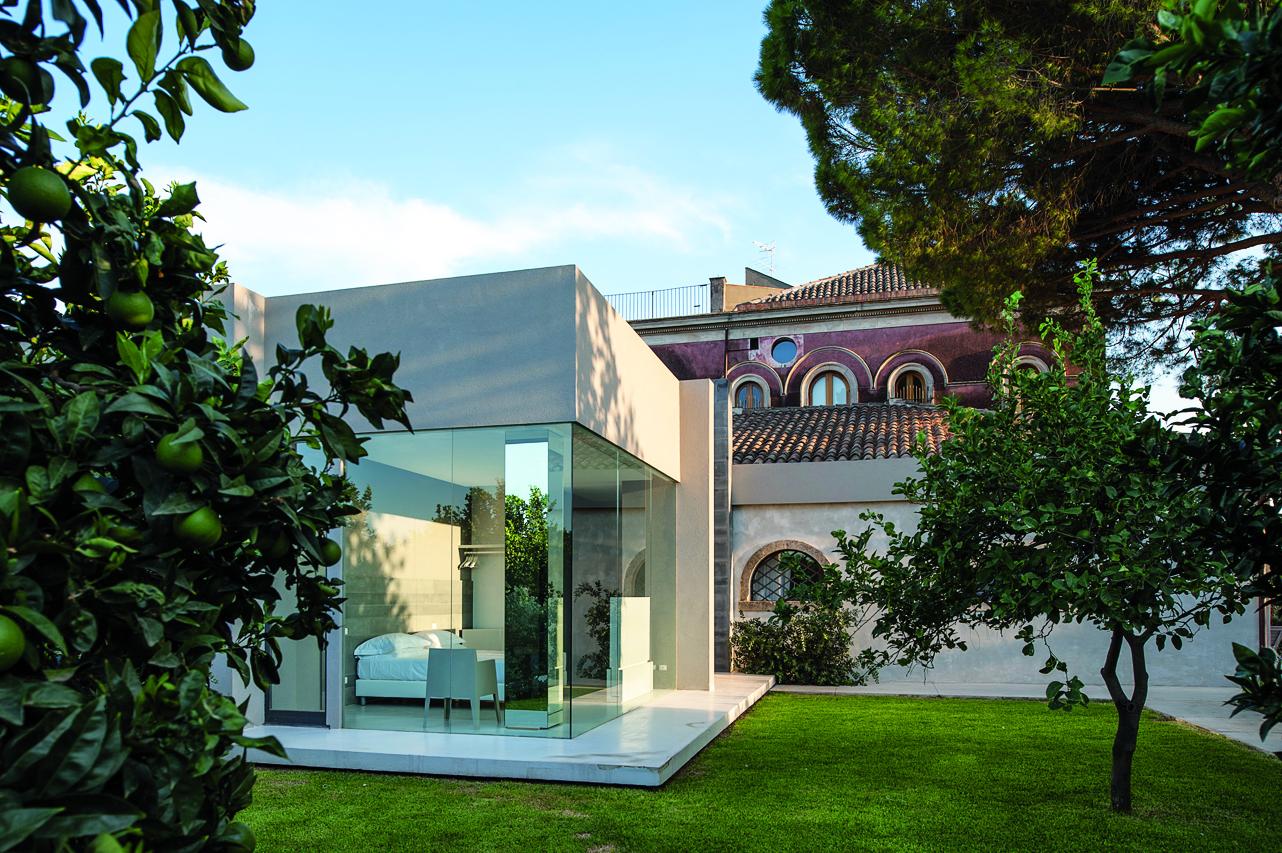 Zash country boutique hotel in sicily by antonio iraci for Design hotel sicilia