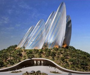 Zayed National Museum's design unveiled in Abu Dhabi