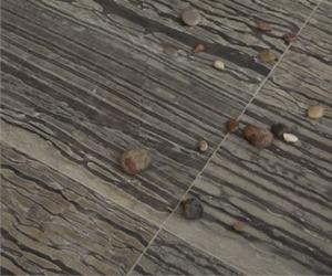 Zebrano Textured Marble