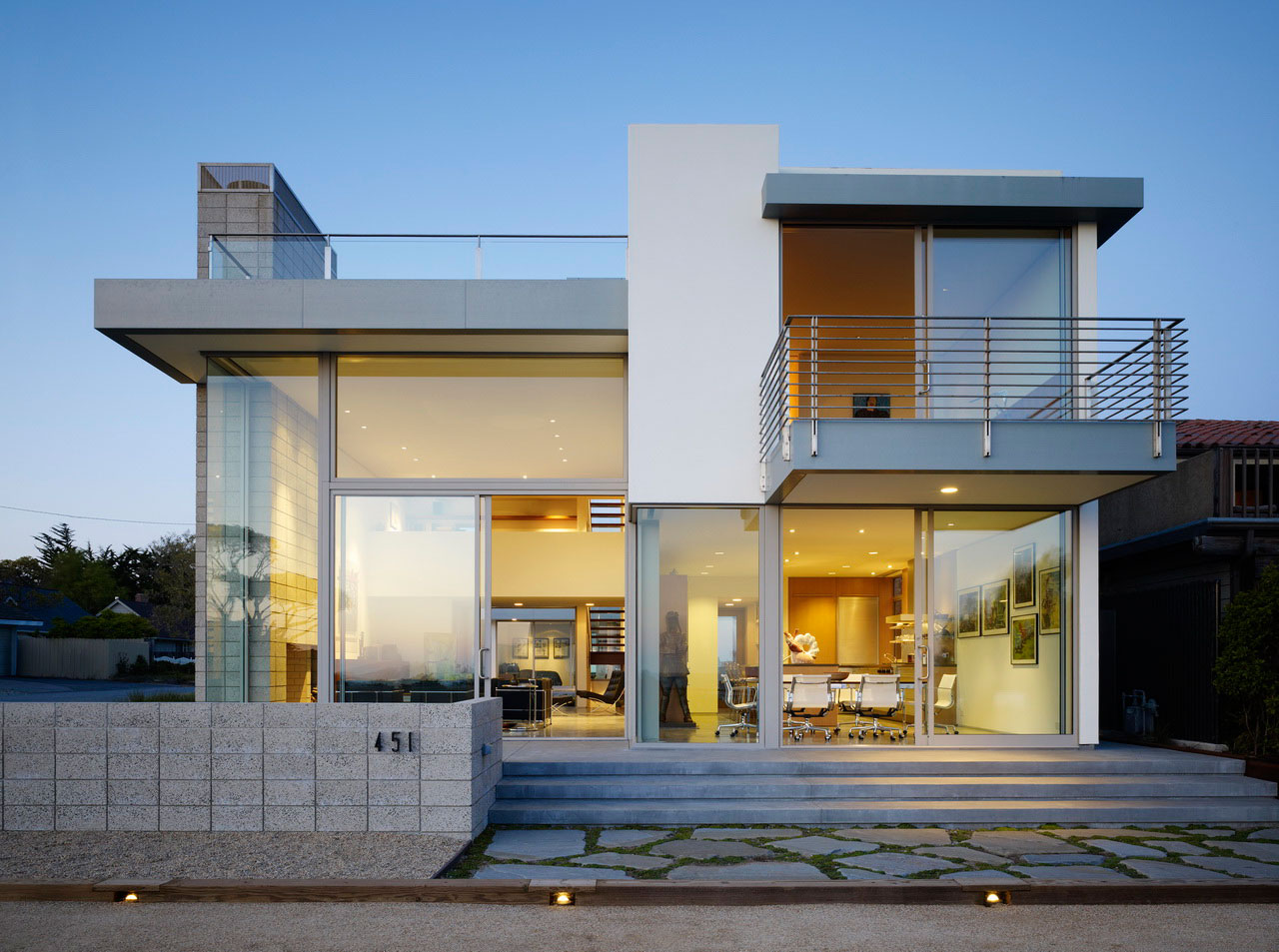 zeidler residence by ehrlich architects - Great House Designs