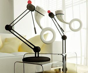 Zen Lamp Generates it's Own Energy