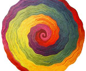 Zen Vortex Rug by Liora Manné
