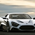 Zenvo ST1 50S Packs 1,250 hp