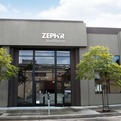 Zephyr built a 6,000 sq ft custom-made showroom