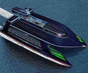 Zero Carbon Superyacht