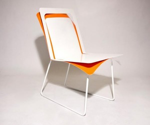 Zest Chair by Nancy Chu