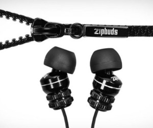Zipbuds Tangle-Resistant Earbuds By DGA