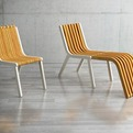 ZIRIS – A Foldable Wooden Chair by Redbit