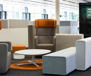 Zoning Office Furniture by Bene