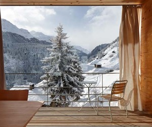 Zumthor Ferienhäuser Timber Holiday Houses in Switzerland